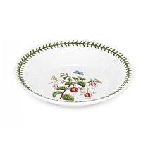 "Тарелка суповая Portmeirion ""Ботанический сад. Фуксия"" 20см - Portmeirion"