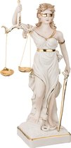 Статуэтка Фемида 10x15 см Высота 35 см - Sabadin Vittorio