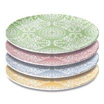 4пр набор тарелок декоррированных 30см - BergHOFF