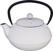 Заварочный Чайник Чугунный С Эмалированным Покрытием Внутри 800 мл - Ningbo Gourmet