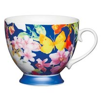 Кружка Голубые бабочки 500мл - KitchenCraft