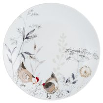 Тарелка Country Hens D 20,5 см - Price & Kensington