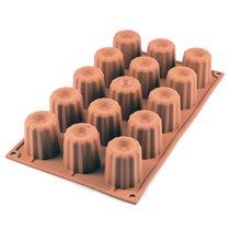 Форма для приготовления пирожных Bordelais силиконовая - Silikomart