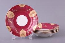 НАБОР ТАРЕЛОК ИЗ 6 шт.ДИАМЕТР 21 см - Porcelain Manufacturing Factory