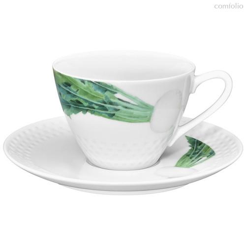 """Чашка чайная с блюдцем Noritake """"Овощной букет.Редька"""" 210мл - Noritake"""