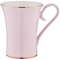 КРУЖКА 430 мл, цвет розовый - Jinding