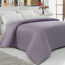 Пододеяльник сатин Karna Servan, цвет сиреневый, размер 200x220 - Karna (Bilge Tekstil)