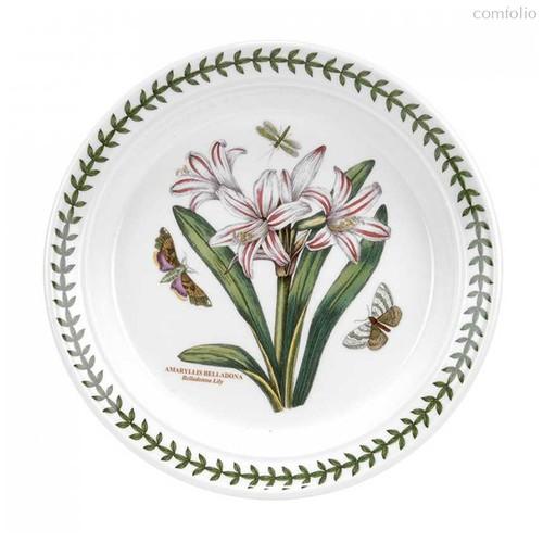 "Тарелка закусочная Portmeirion ""Ботанический сад. Беладонна"" 20см - Portmeirion"