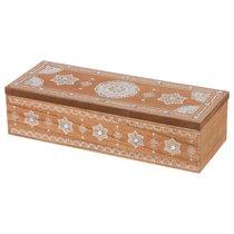 Шкатулка Для Чая 24x9x6 см Без Упаковки - Polite Crafts&Gifts