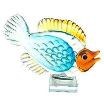 Фигурка Голубая рыбка 28*7*18 см - Art Glass