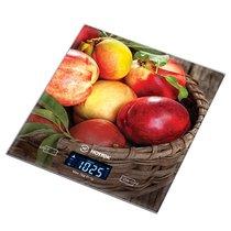 Весы Кухонные Сочные Персики Hottek Ht-962-033 18X20 см, МаксВес 7Кг - Keyon