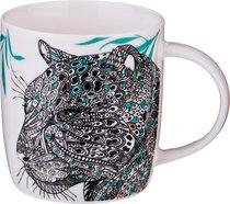 Кружка Тигр 350 Мл Без Упаковки - Taiyu Porcelain