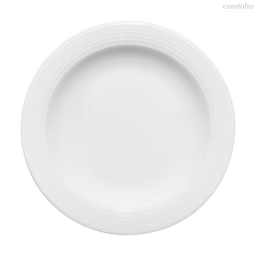 Тарелка круглая 20 см, полуглубокая с бортом, 0.23л, Dialog - Bauscher