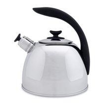 Чайник со свистком Lucia 2,5л, цвет черный - BergHOFF