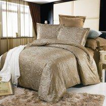 Комплект постельного белья JC-08, цвет фисташковый, Семейный - Valtery