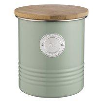 Емкость для хранения чая Living зеленая 1 л - Typhoon