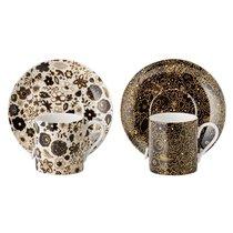 Кофейная пара Пилли Блэк 120 мл (наб 2 пары) - Top Art Studio
