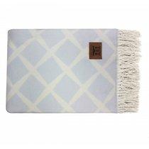 Плед BLANKET, цвет голубой, 130 x 170 - Erteks Tekstil
