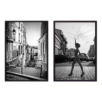Коллаж Fashion №23, 21x30 см - Dom Korleone
