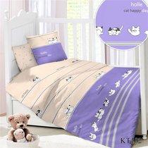 CДA-10-027/KT-102 Мур-Мур КПБ Детский в кроватку Сатин АльВиТек - АльВиТек