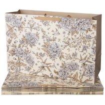 Комплект Бумажных Пакетов Из 10 Шт. Royal Garden 60x40x23 см - Vogue International