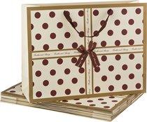 Комплект Бумажных Пакетов Из 10 шт. 47X35X14, 5 см - Vogue International