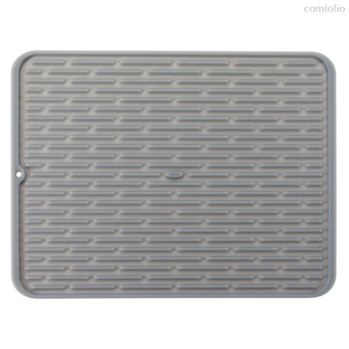 Коврик для сушки посуды OXO 33х16см, силикон - Oxo