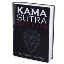 Бокс для хранения Kama Sutra, цвет черный - Balvi