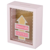 Копилка Univercity Savings 16x20x7 см - Polite Crafts&Gifts