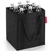 Сумка-органайзер для бутылок Bottlebag black - Reisenthel