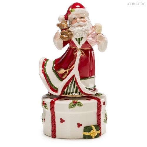 "Фигурка 13см ""Дед Мороз с подарками"" - Lamart"