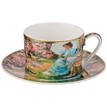 Чайный Набор На 1 Персону Утро В Саду, 2 Пр., 250 мл - Jinding