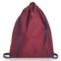 Рюкзак складной Mini maxi sacpack dark ruby - Reisenthel