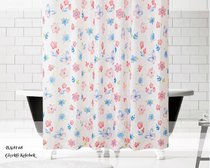 Шторы Evdy Drop для ванной, 180x200 - Beytug textile