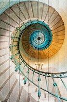 Винтовая лестница 60х90 см, 60x90 см - Dom Korleone