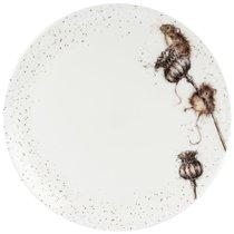 """Тарелка обеденная Royal Worcester """"Забавная фауна"""",""""Мыши"""" 27см, костяной фарфор - Royal Worcester"""