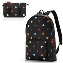 Рюкзак складной Mini maxi dots - Reisenthel