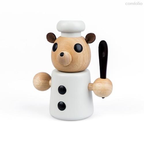 Измельчитель перца Teddy Cook, цвет белый - Balvi