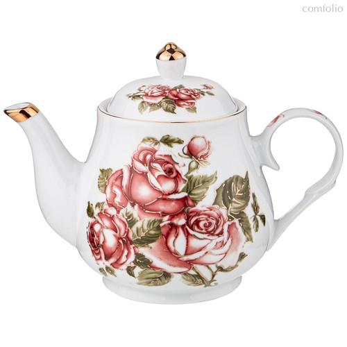 Чайник Lefard Корейская Роза 1100 мл - Guangdong Xiongxing Home Furnishing Ceramics