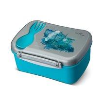 Ланч-бокс с охлаждающим элементом Wisdom N'ice Box™ Water, цвет бирюзовый - Carl Oscar