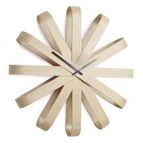 Часы настенные Ribbon большие дерево - Umbra