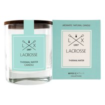 Свеча ароматическая в стекле круглая Lacrosse Термальный источник 40 ч - Ambientair