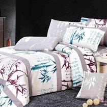 Комплект постельного белья С-119, цвет серый, размер 2-спальный - Valtery
