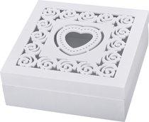Шкатулка 16x16 см Высота 6 см - Polite Crafts&Gifts