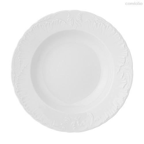 Тарелка Суповая Рококо 22,5 см Без Упак - Cmielow I Chodziez