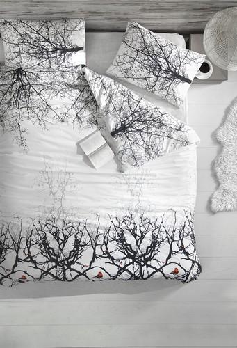 Постельное белье Ranforce Pio, 1.5-спальный - Altinbasak Tekstil
