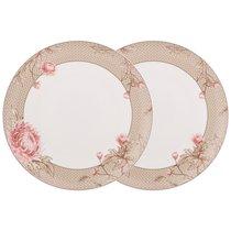 Набор Из 2 Тарелок Обеденных Lefard Астра 25,5 см - Shanshui Porcelain