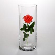 Ваза Роза Высота 26 см - Crystalex