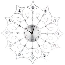 Часы Настенные 50x50x4 см Циферблат Диаметр 14 см - Guangzhou Weihong