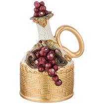 Бутылка Декоративная Fruits Высота 22 см Объем 1400 мл - Ceramiche Millennio